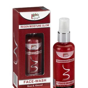 Regen Moisture Glow Face Wash (100ml)22